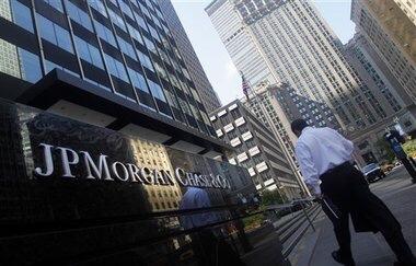 JPMorgan paie 920 millions de dollars et admet une mauvaise conduite