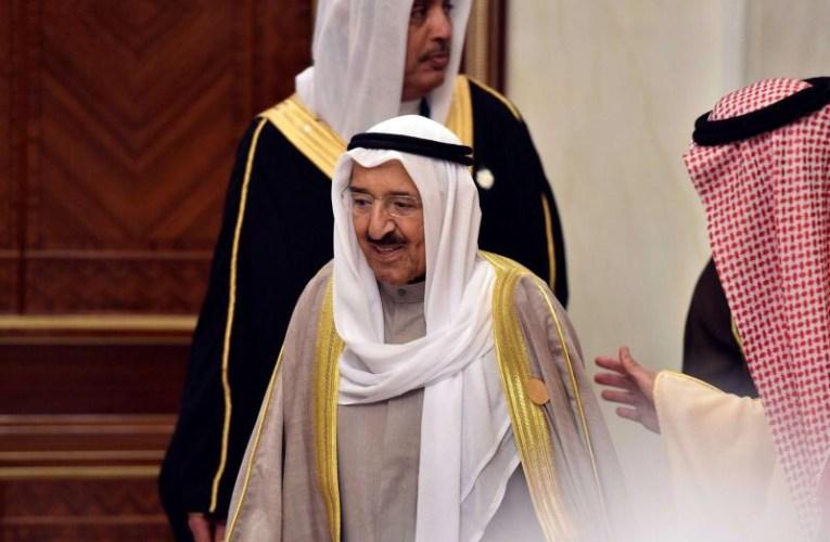 L'émir du Koweït, le cheikh Sabah al-Sabah est mort a l'âge de 91 ans