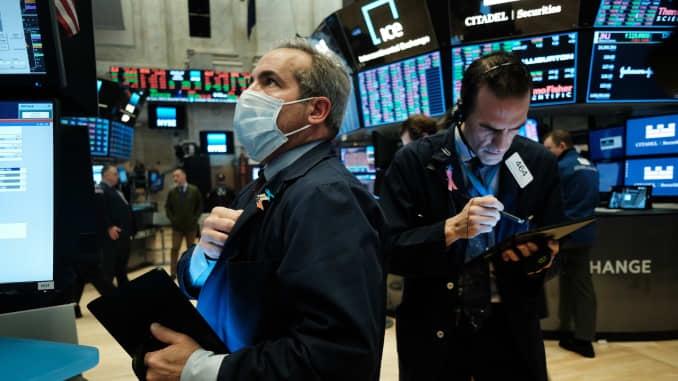 NYSE: Les Actions américaines grimpent- Les marchés obligataires se calment
