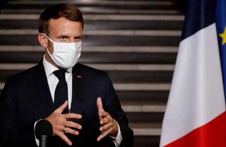 France- Macron ordonne un nouveau confinement dans toute la France et ferme les écoles