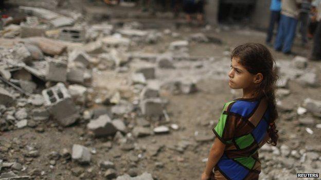 Palestine: Un Cessez-le-feu à partir de vendredi a 2h du matin GMT