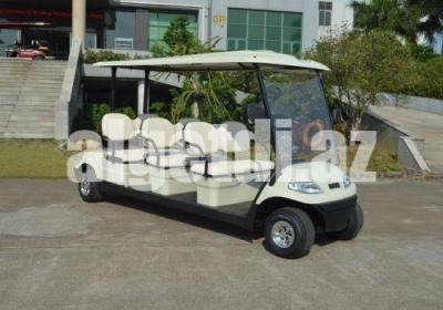 6 Passengers Electric Buggy for Hotel Use