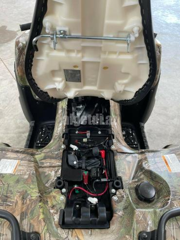 2019-Kawasaki-Brute-750-4×4-Power-Steering.-Like-New-Low-Miles.-Camo-Edition-6