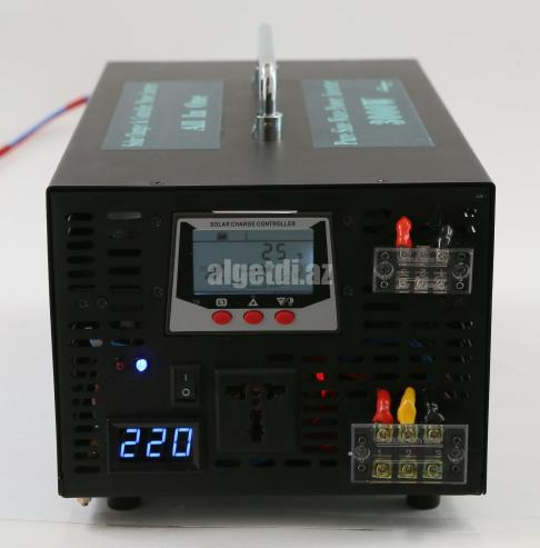 3000W-Pure-Sine-Wave-Inverter-30A-Solar-Charge-Controller-Hybrid-Inverter-Home