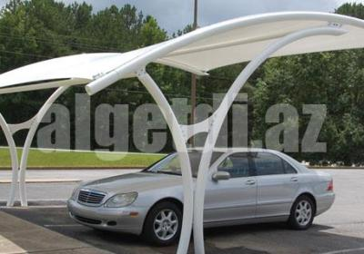 textile membranes structures for car shades 1
