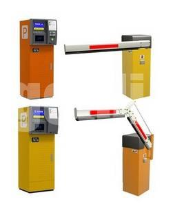 Automatic-Ticket-Dispensing-Car-Parking-System