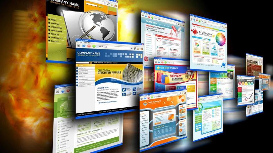 types-of-websites