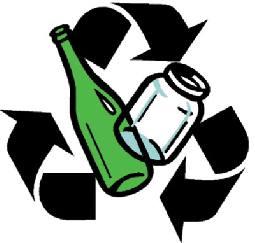 إعادة تدوير الزجاج توفر الطاقة وتحافظ على الموارد الطبيعية Alghad