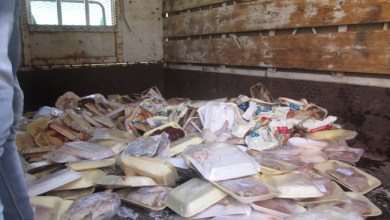 Photo of إتلاف طنين من المواد الغذائية في الطفيلة
