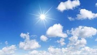 Photo of ارتفاع طفيف على الحرارة اليوم