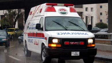 Photo of الأغوار الشمالية: وفاة أربعيني بحادث تصادم بين باص ودراجة نارية