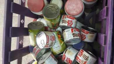 Photo of ضبط مواد غذائية و لحوم غير صالحه للاستهلاك
