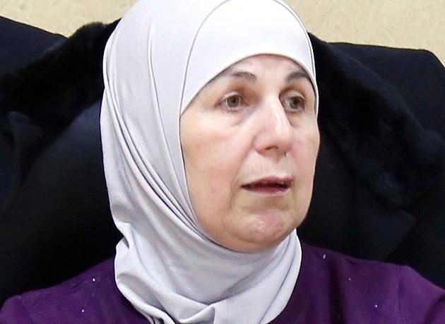 وزيرة التنمية الاجتماعية بسمة اسحاقات