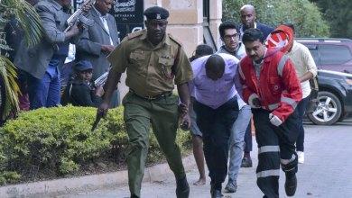 جانب من هجوم سابق في نيروبي