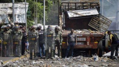 """Photo of أزمة فنزويلا: وزير الخارجية الأمريكي يقول إن """"أيام مادورو في الحكم معدودة"""""""