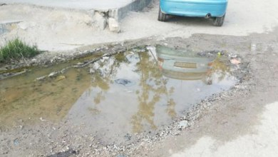Photo of سكان بالشونة الجنوبية: تسرب المياه من خطوط الشبكة يتلف بنية الشوارع
