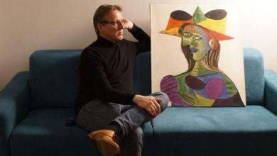 "Photo of ""إنديانا جونز عالم الفنون"" يعثر على لوحة لبيكاسو بعد 20 عاما من سرقتها من على متن يخت ثري سعودي"