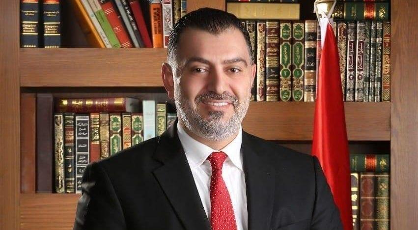 وزير العمل رئيس مجلس الخدمة المدنية، نضال فيصل البطاينة