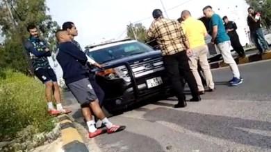 """Photo of الفيصلي يسدد جزءا من العقوبة الآسيوية.. حافلة تصدم سيارة محترفي الفيصلي و""""كروكة"""" للسيفي"""