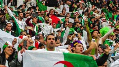 Photo of أمم إفريقيا : المشجعون الجزائريون يملأون فراغ المدرجات