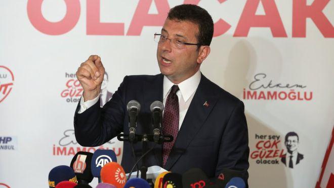 Photo of نكسة لأردوغان في إعادة انتخابات اسطنبول