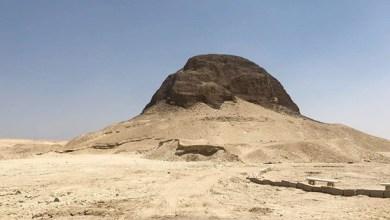 Photo of افتتاح هرم اللاهون في مصر للمرة الأولى منذ اكتشافه في القرن التاسع عشر