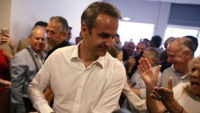 ينحدر رئيس الوزراء المرتقب، كيرياكوس ميتسوتاكيس، من إحدى العائلات السياسية العريقة في اليونان