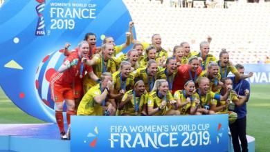 Photo of السويد تهزم أميركا وتُحرز المركز الثالث بمونديال السيدات