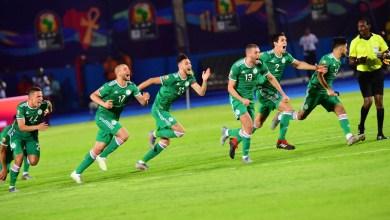 Photo of فيديوغراف .. تونس والجزائر تحملان احلام العرب في البطولة الافريقية