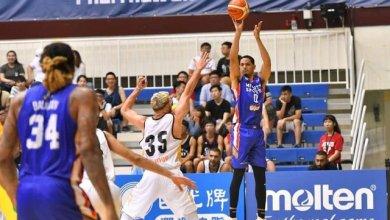 """Photo of منتخب السلة يتعثّر أمام الفلبين بـ """"ويليام جونز"""""""