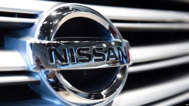 شعار سيارة نيسان -(أرشيفية)