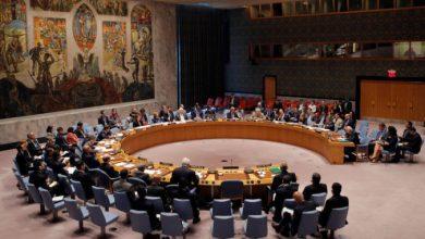 """Photo of تخفيف لهجة مشروع قرار فلسطيني في مجلس الأمن بشأن """"صفقة القرن"""""""