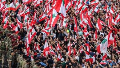 Photo of سلسلة بشرية من جنوب لبنان إلى شماله لدعم مطالب المتظاهرين