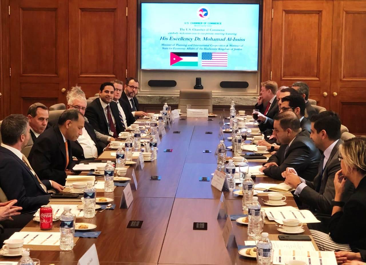 وزير التخطيط والتعاون الدولي يشارك في الاجتماعات السنوية للبنك الدولي
