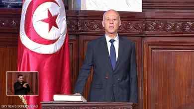 Photo of قيس سعيد يؤدي اليمين الدستورية رئيسا لتونس