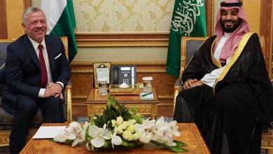 Photo of الملك يلتقي بن سلمان.. ويشكر السعودية على دعمها المستمر للأردن