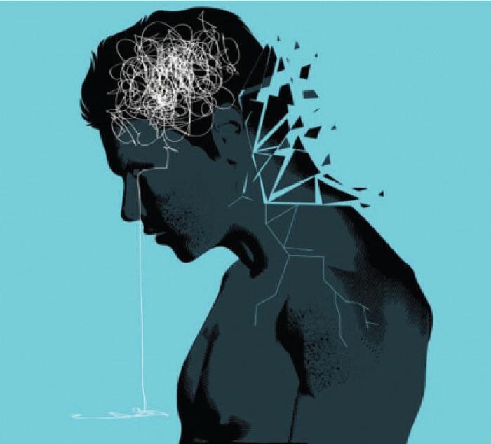 ضغوط الحياة والمشاعر السلبية كيف تولدان الأمراض الجسدية Alghad