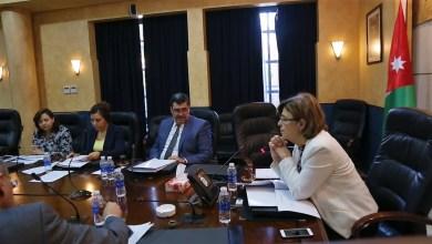 "Photo of اللجنة التوجيهية تناقش معايير تقييم جائزة ""ولي العهد لأفضل تطبيق خدمات حكومية"""