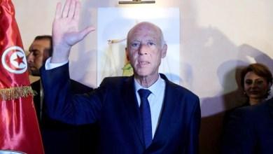 Photo of قيس سعيّد رئيسا لتونس بنسبة 76 %