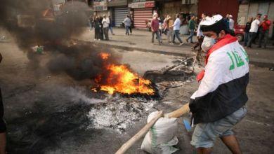 Photo of مظاهرات العراق: رئيس الوزراء عادل عبد المهدي يحذر من خسائر بمليارات الدولارات