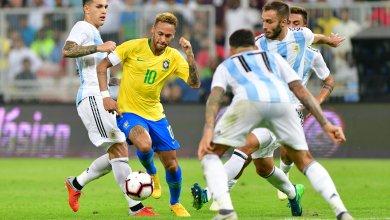 """Photo of الأرجنتين تواجه البرازيل في """"سوبر كلاسيكو"""" ودي بالسعودية"""