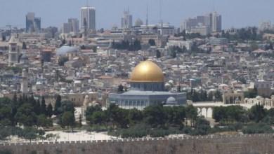 Photo of الاحتلال يُنفذ قطاراً جوياً في القدس المحتلة لتهويدها والمساس بمعالمها التاريخية