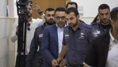 الاحتلال يعتقل محافظ القدس عدنان غيث،