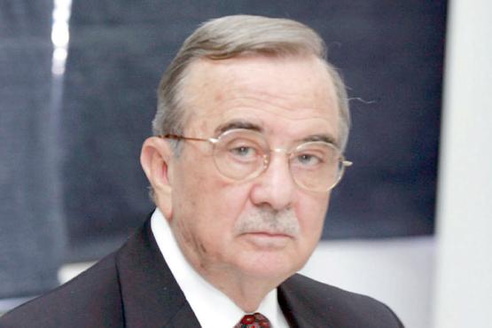 رئيس جمعية رجال الأعمال الأردنيين حمدي الطباع