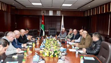 جانب من اجتماع تجارة عمان