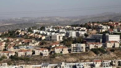 Photo of مخطط لبناء 31 وحدة استيطانية جديدة بالضفة الغربية