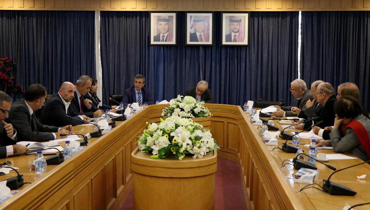 مالية الاعيان تناقش عددا من موازنات الوزارات والدوائر الحكومية