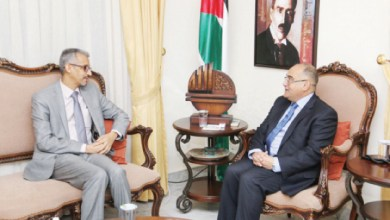 Photo of وزير الثقافة يلتقي مدير الألسكو