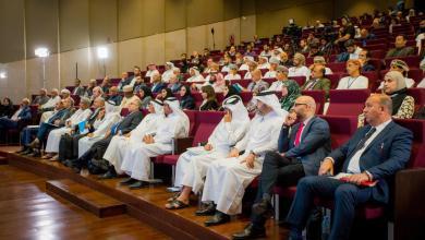 جان من افتتاح الدورة السادسة لمنتدى دراسات الخليج والجزيرة العربية في الدوحة