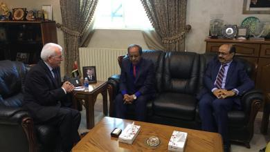 Photo of اليمن يتطلع لتوقيع اتفاقية ثقافية مع الأردن
